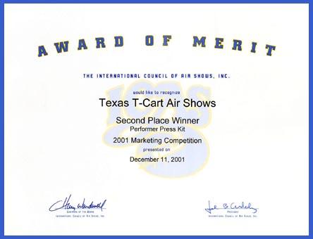 Press Kit Certificate