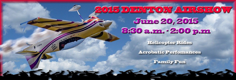 Denton Airshow 2015