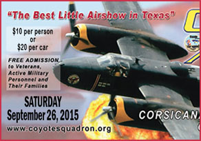 Texas T-Cart Tribute to Jan Collmer September 26, 2015 in Corsicana, TX