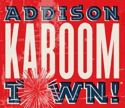 Kaboom Town Airshow on July 3, 2015, in Addison, TX