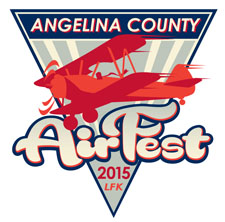 AirFest 2015: October 10, 2015, in Lufkin, TX