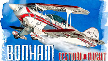 Bonham Festival of Flight: October 24, 2015