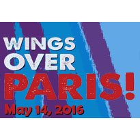 Wings Over Paris: May 14, 2016