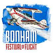 Bonham Festival of Flight: October 22, 2016