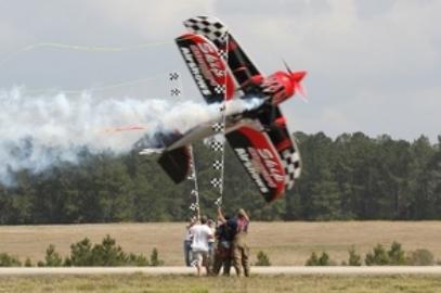 Jasper Airshow: September 30-October 1, 2017, in Jasper, TX