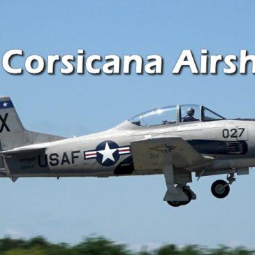 Corsicana – September 7th, 2019