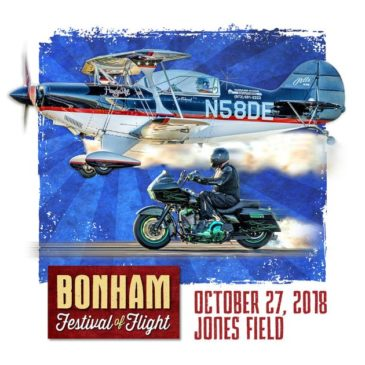 Bonham Festival of Flight: October 27, 2018, in Bonham, TX