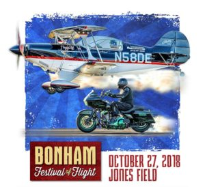 Bonham Festival of Flight 2018