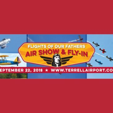 Flights of Our Fathers Air Show & Fly-In – CANCELLED DUE TO WEATHER!