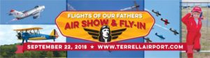 Flights of Our Fathers Air Show and Fly-In 2018