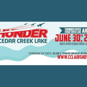 Thunder Over Cedar Creek Lake Air Show: June 30, 2018, in Mabank, TX