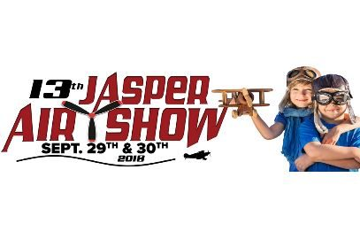 Jasper Airshow: September 29-30, 2018, in Jasper, TX