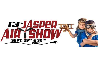 Jasper Airshow: September 29-30, 2018, in Jasper, TX