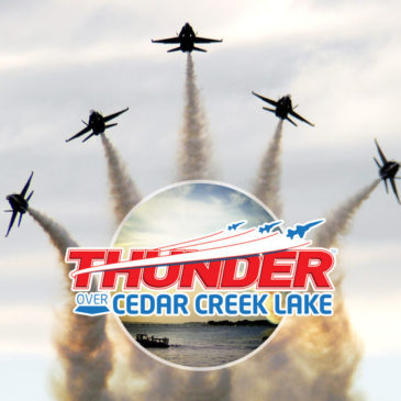 Thunder Over Cedar Creek – July 6, 2019